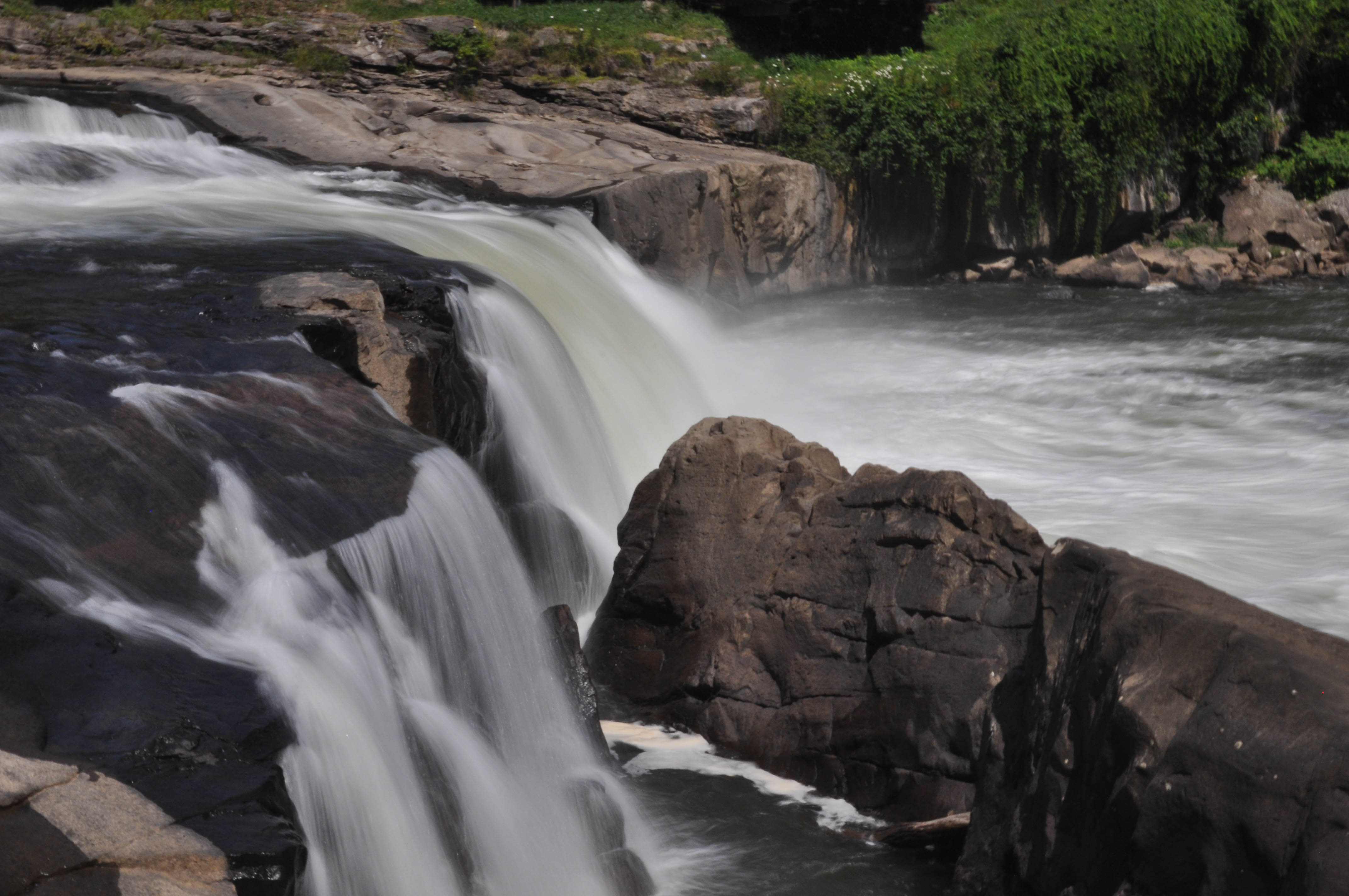 Ohiopyle Falls - Edited for Enlarge