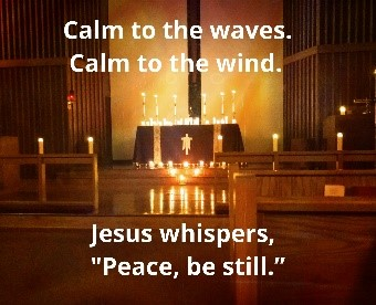 Calm to the Waves