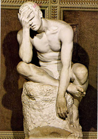 the pain by emilio gallori 1846 1924  siena palazzo publicco