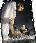 Christ lifting pic