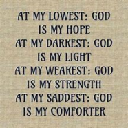 God with me