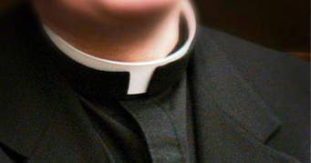 clerical collar pic